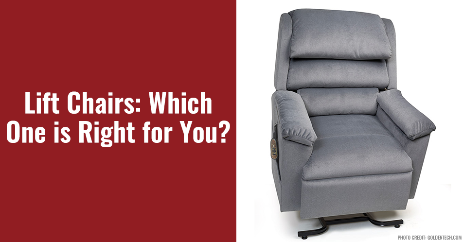 Lift Chairs: Which One is Right for You?