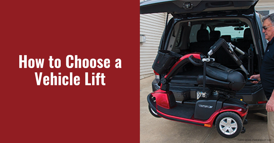 How to Choose a Vehicle Lift