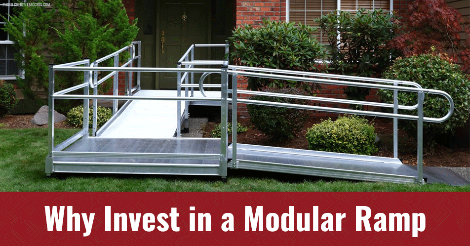Why Invest in a Modular Ramp