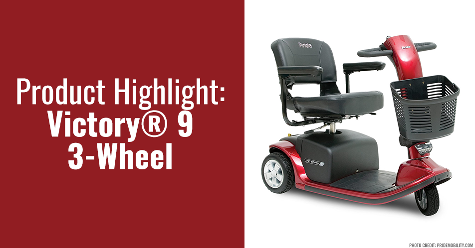 Product Highlight: Victory® 9 3-Wheel